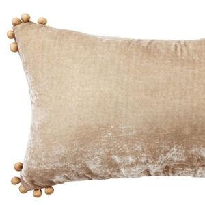 Thurston Reed Omni 14x22 Lumbar Pillow, Taupe